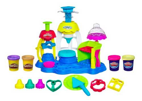 Play-Doh 培樂多 黏土 奶油花烘培坊遊戲組 TOYeGO 玩具e哥