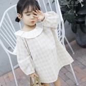 宅時尚女童T恤童裝韓版中小童純棉打底裙童裝 俏女孩