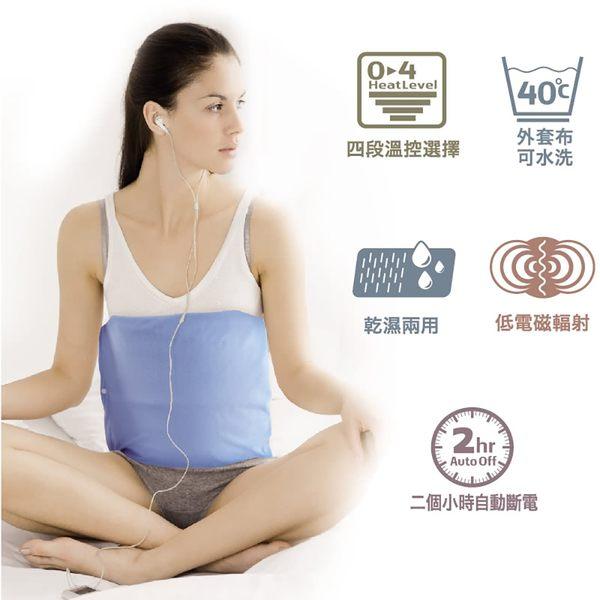 SUNLUS 三樂事暖暖熱敷墊 SP1901(MHP710)(中) 30*38 動力式熱敷墊 電毯 電熱毯【生活ODOKE】