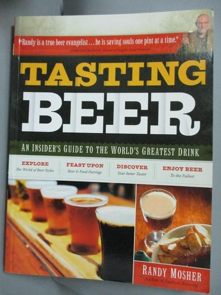 【書寶二手書T7/餐飲_XGG】Tasting Beer: An Insider's Guide to the Worl