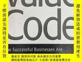 二手書博民逛書店Cracking罕見the Value Code: How Su