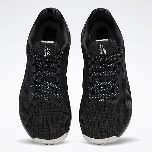 REEBOK NANO X1 女鞋 訓練 慢跑 休閒 EVA中底 緩衝 耐磨 黑【運動世界】FX3251