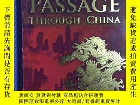 二手書博民逛書店Passage罕見Through China: This Lan