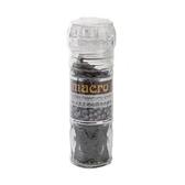 Macro天然黑胡椒粒調味研磨罐35g