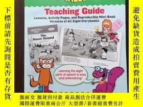 二手書博民逛書店PARTS-OF罕見-SPEECH TALES TEACHING GUIDE (GRADES 2-5)Y128