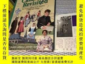 二手書博民逛書店Canada罕見Revisited 7 ( new France