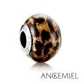 Angemiel安婕米 義大利純銀珠飾 野性 琉璃珠