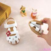 夏季0-1-5歲3女寶寶公主鞋嬰幼兒軟底學步鞋女童涼鞋透氣小童鞋子