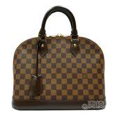 【Louis Vuitton 路易威登】N53151 經典Damier棋盤格ALMA PM手提包