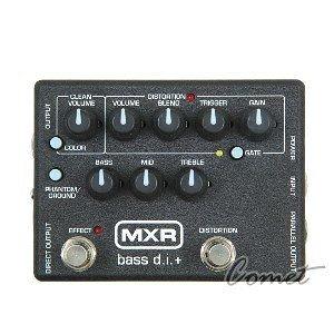 Dunlop M80 貝斯效果器【MXR BASS DISTORTION+/M-80】