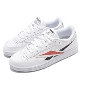 Reebok 休閒鞋 Club C 85 白 黑 女鞋 運動鞋 【ACS】 EG1455