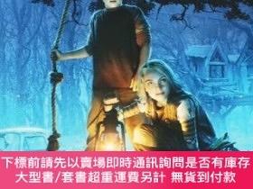 二手書博民逛書店Bridge罕見to Terabithia (Movie Tie-In Edition)仙境之橋,電影版Y45