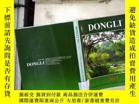 二手書博民逛書店DONGLI罕見2013 (CATALOGUE FOR DONG