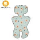 baby muffin 推車汽座兩用3D透氣墊(海藍章魚)