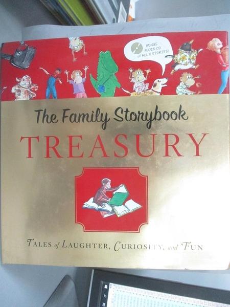 【書寶二手書T1/少年童書_NFQ】The Family...-Tales of Laughter..._Houghton Mifflin