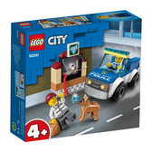 樂高 LEGO 60241 警犬隊