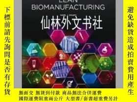 二手書博民逛書店【罕見】 Lean Biomanufacturing: Crea