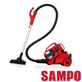 SAMPO聲寶 免紙袋吸力不衰減吸塵器 EC-W1035RL