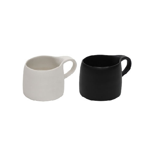 BALMUDA 3co卡布杯 咖啡杯 陶瓷咖啡杯 黑 白 咖啡