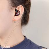 星耀款 重低音手機耳機掛耳式耳麥耳塞帶麥運動適用蘋果安卓