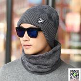 帽子男冬天包頭帽中老人帽.