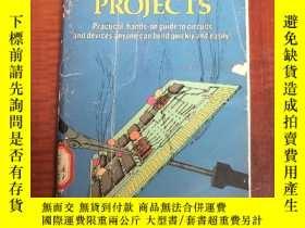 二手書博民逛書店the罕見second book of electronics projects(P3208)Y173412