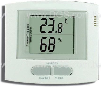 數字式最高最低濕度計 附溫度 Hi/Lo Memory Hygrometer, with Thermometer