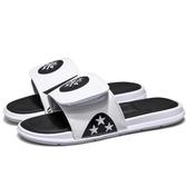 拖鞋男夏季外穿運動沙灘鞋
