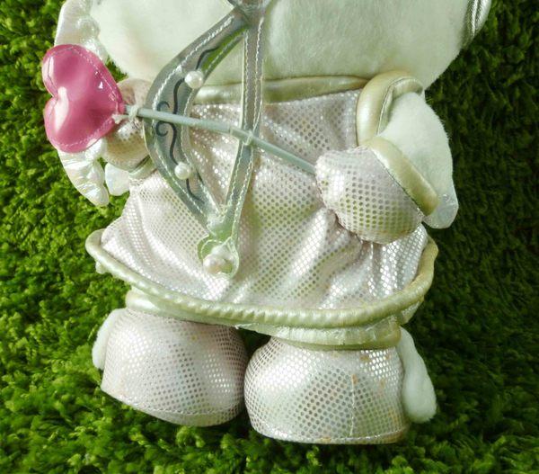 【震撼精品百貨】Hello Kitty 凱蒂貓~KITTY絨毛娃娃-21世紀天鵝造型-L