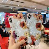 【SZ25】面包超人 貝殼紋 軟殼 iphone XS MAX手機殼 iphone XR XS手機殼 iphone 8plus手機殼 iphone 6s plus手機殼