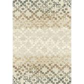 古娜地毯133x190菱格