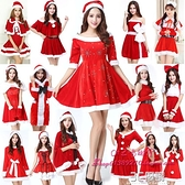 爆款聖誕節服裝女成人性感兔女郎演出服cos舞台表演服ds聖誕服飾 蘇菲小店