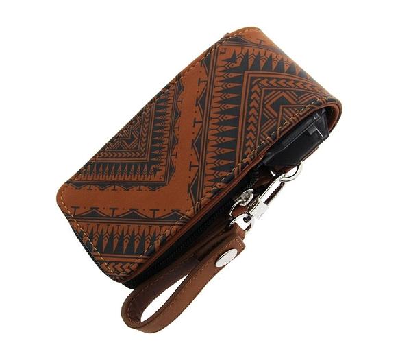 【CAMEO x Bricolage】Robust Brown x Black 鏢盒/鏢袋 DARTS