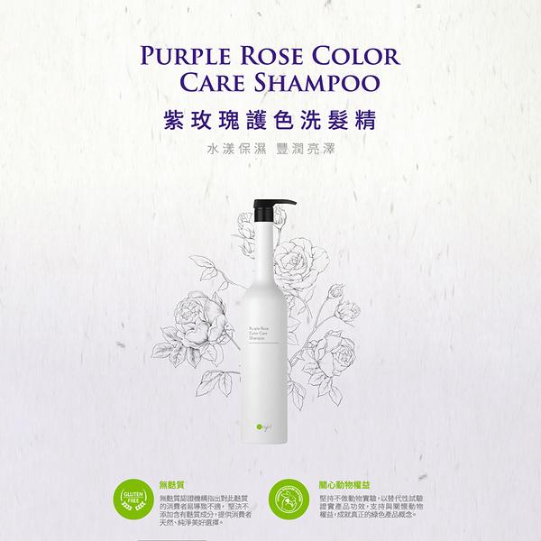 洗髮精 O′right 歐萊德 全系列洗髮精 【1000ml】紫玫瑰護色洗髮精
