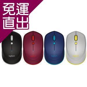 Logitech 羅技 M337 藍芽滑鼠黑色 / 紅色 / 藍色 / 灰色【免運直出】