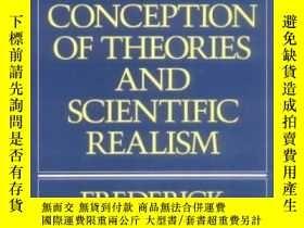 二手書博民逛書店The罕見Semantic Conception Of Theories And Scientific Reali