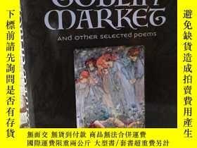 二手書博民逛書店Goblin罕見Market and Other Selected Poems by Christina Ross