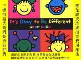 二手書博民逛書店It s罕見Okay To Be DifferentY362136 Todd Parr Little, Bro