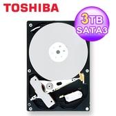 【Toshiba 東芝】3TB 3.5吋 7200轉 硬碟 (DT01ACA300)