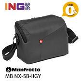 【24期0利率】Manfrotto MB NX-SB-IIGY 開拓者DSLR單眼肩背包 灰色 正成公司貨 側背包 相機包