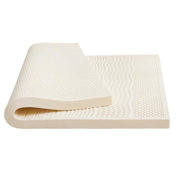 乳膠床墊乳膠床墊進口純5cm厚榻榻米軟墊120*200公分席夢思天然橡膠床墊【快速出貨】