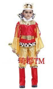 COS影視 主題 萬聖節服裝金小王子套裝