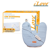 艾樂舒 數位恆溫濕熱電毯熱敷墊(未滅菌) UC-390S (20x23吋)(頸肩專用)原廠指定代理