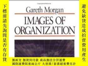 二手書博民逛書店Images罕見Of Organization-組織形象Y436638 Gareth Morgan Sage