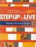 二手書R2YBb《Step Up to Live:Reader for Four