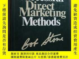 二手書博民逛書店SUCCESSFUL罕見DIRECT MARKETING METHODSY10980 SUCCESSFUL D