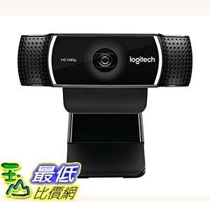 攝像頭 Logitech C922 Pro Stream Webcam 1080P Camera for HD Video Streaming Recording 720P