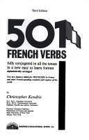 二手書博民逛書店《501 French Verbs 3ED (Barron s 501 French Verbs (W/CD))》 R2Y ISBN:0812043634