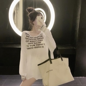 網紅T恤女ins超火薄款體恤寬鬆中長款夏季2020新款長袖防曬衫上衣 中秋降價
