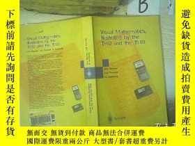 二手書博民逛書店VISUAL罕見MATHEMAATICS ILLUSTATED BY THE TI-92 AND THE TI-8